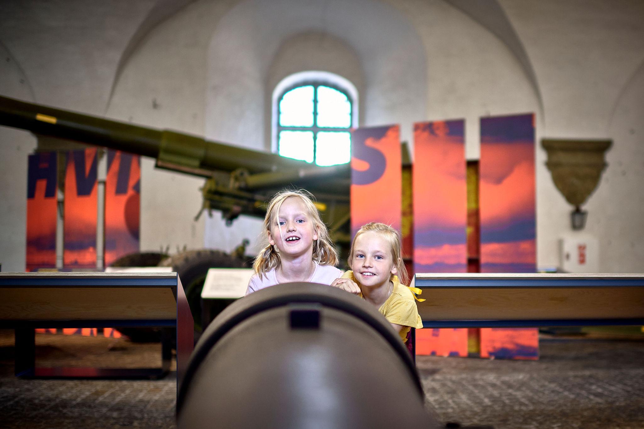 Torden og Lynild – Lyngby og Tøjhuset