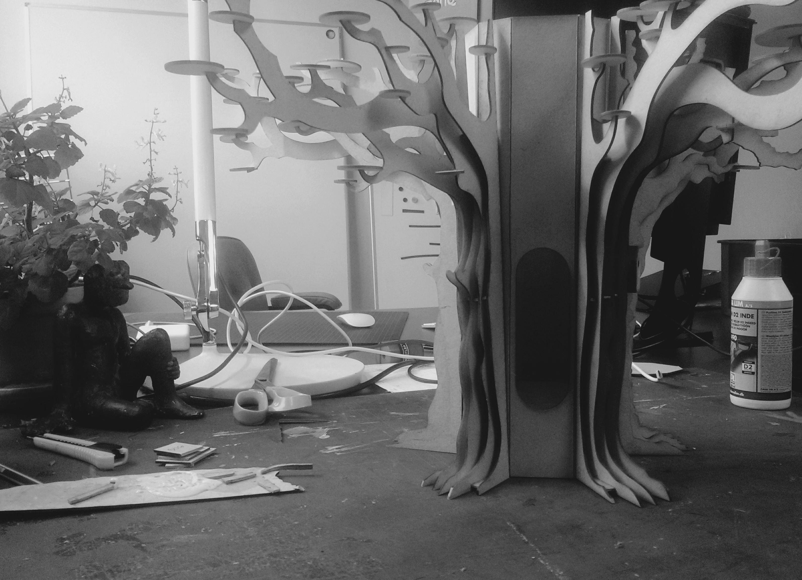 Model formidlingstræ